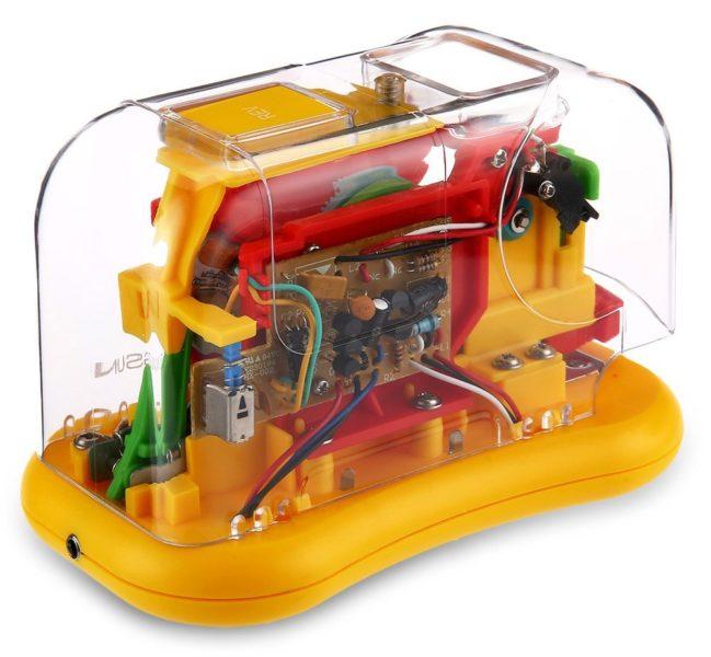 RINGSUN RS-3003 Heftapparat Design