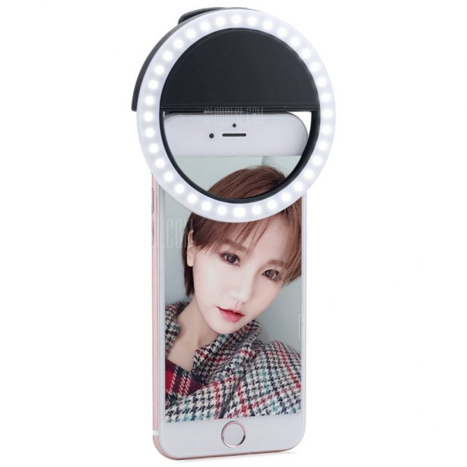 selfie-ringlicht