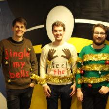 Weihnachtspullover Redaktion