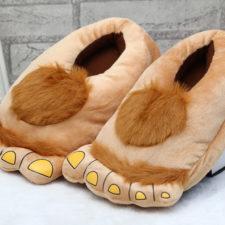 Hobbit-Pantoffeln