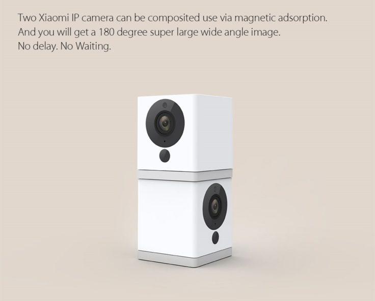 Xiaomi WiFi IP Kamera