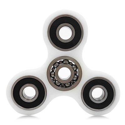 Weisser Fidget Spinner