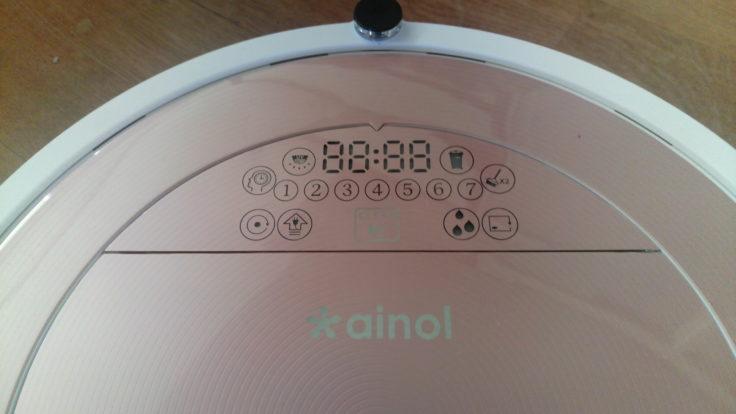 Ainol A-S11 Saugroboter LED Anzeige