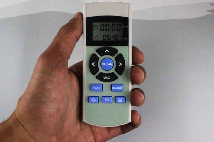 ILIFE V7S Pro Saugroboter Fernbedienung