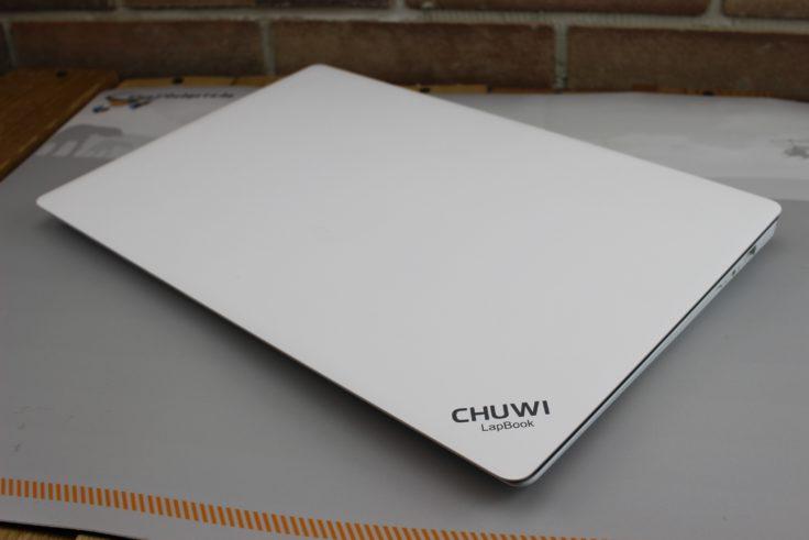 Chuwi Lapbook Verarbeitung