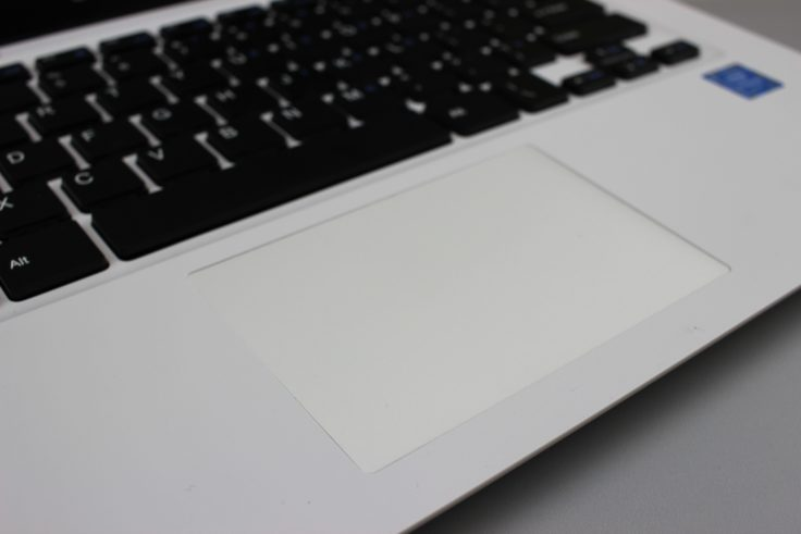 Chuwi Lapbook Trackpad
