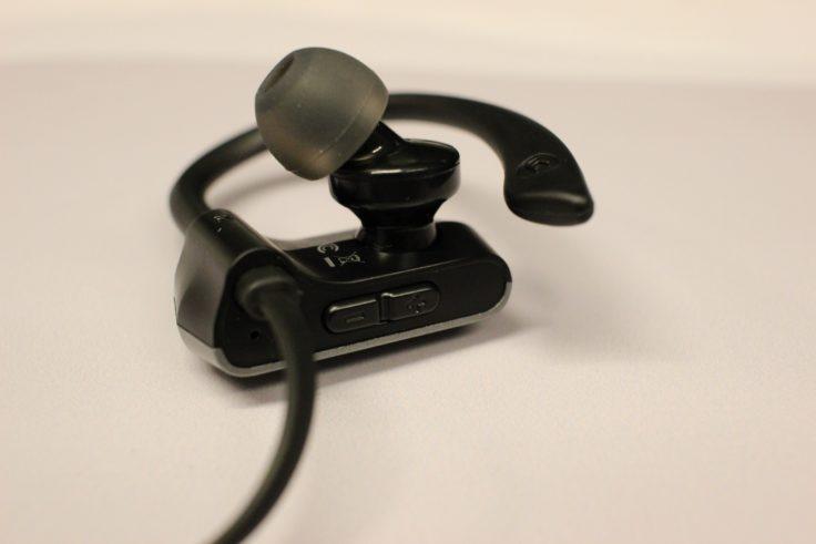 UMi BTA9 Lautstärke-Buttons