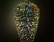 E27 Feuerwerk LED Lampe