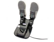 Schuhtrockner mit Schuhen