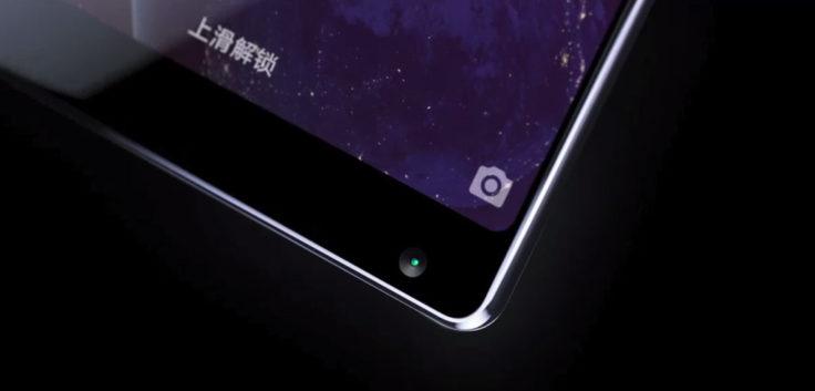 Xiaomi Mi MIX Selfiekamera