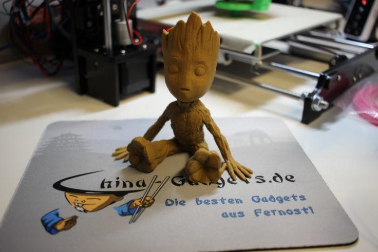 Groot 3D Drucker