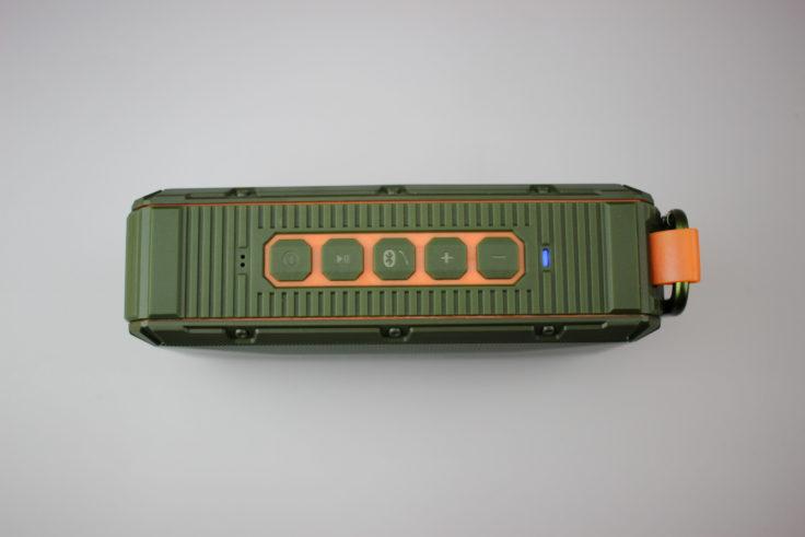 iAmer iM9 Buttons