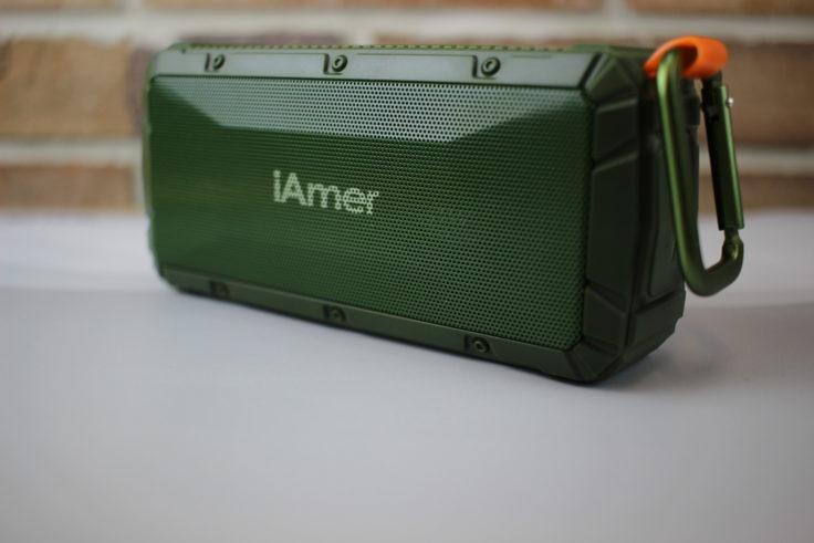 iAmer iM9 ist sehr gut verarbeitet - das Aussehen Geschmackssache