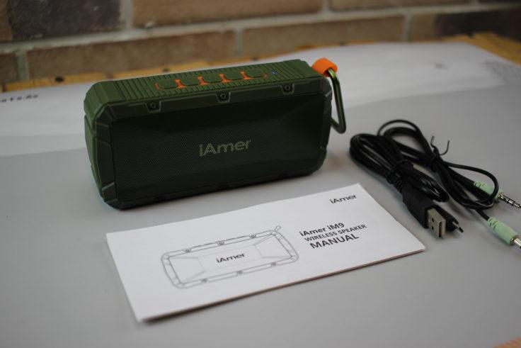 iAmer iM9 Outdoor Speaker Zubehör
