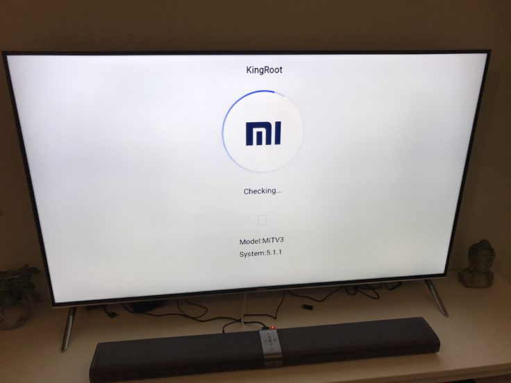 Xiaomi Mi TV Bar - KingRoot
