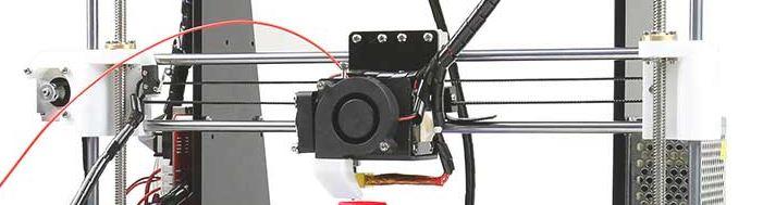 Anet A8: 3D-gedruckte Halterungen sind oft nicht 1A