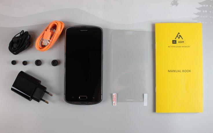 AGm X1 Smartphone Zubehör