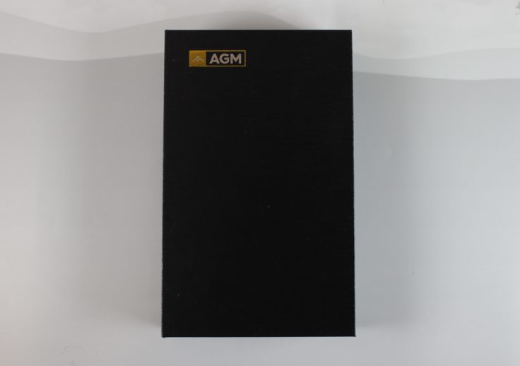AGm X1 Smartphone Verpackung