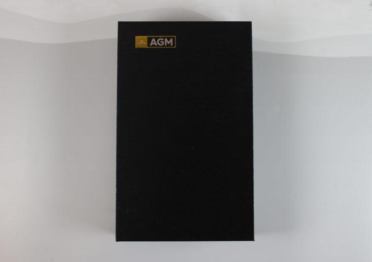AGm X1 Smartphone Verpackung