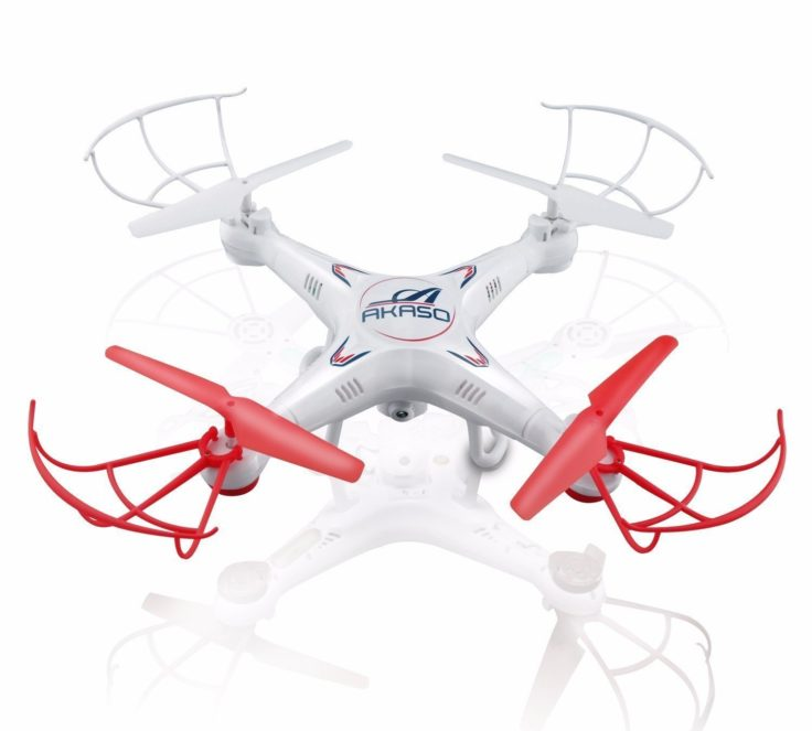 AKASO X5C Drohne, ein Syma X5C Klon