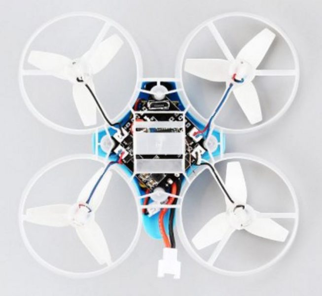 Cheerson CX-95W Quadcopter Rueckseite