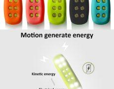 Kinetisches Jogging Licht