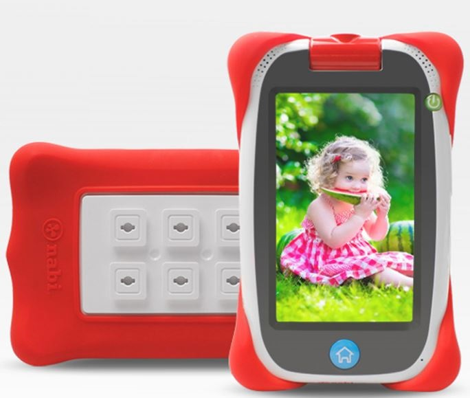 Nabi JR - NV5B Kindertablet