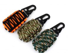 Outdoor Paracord Granate