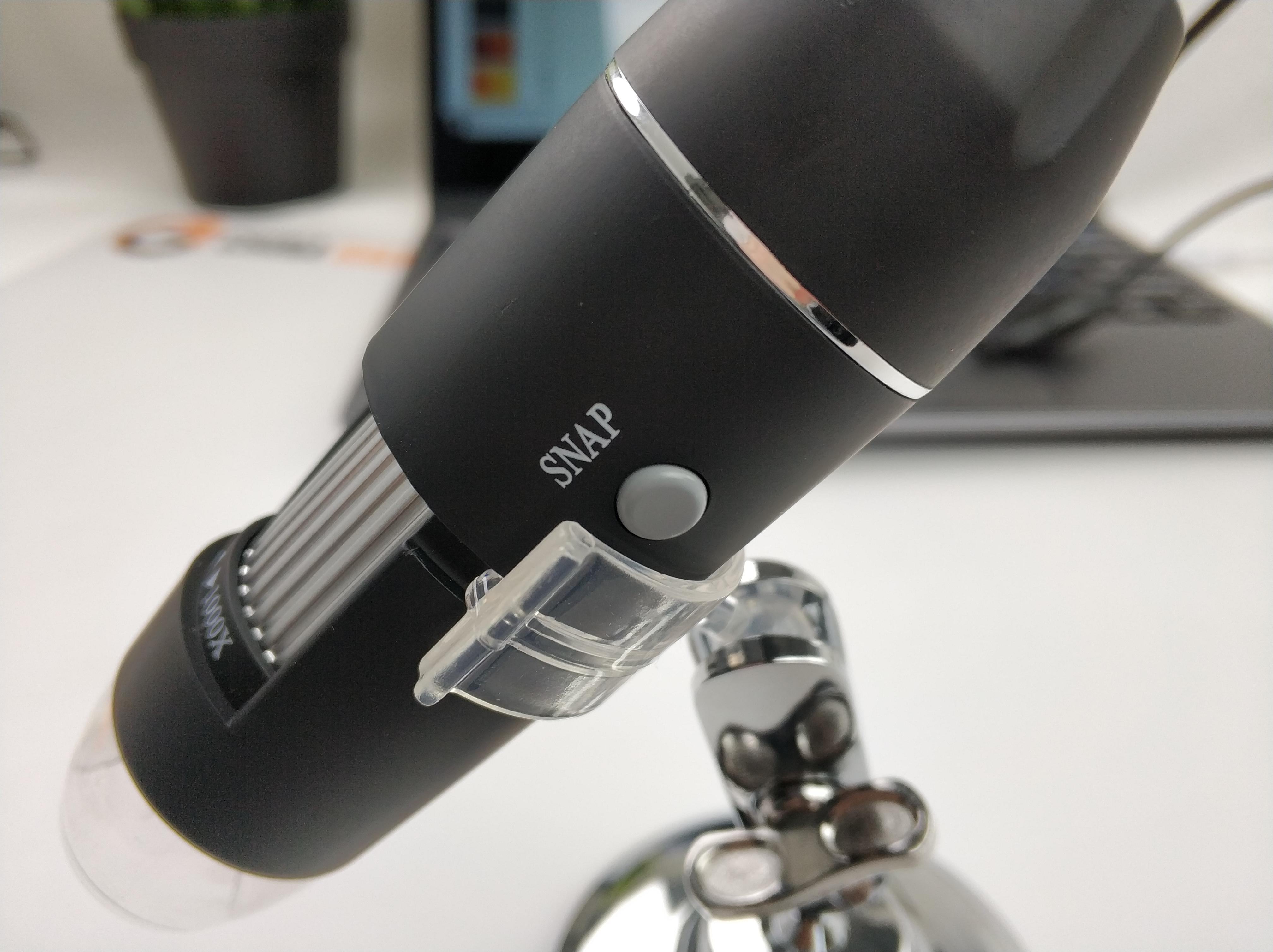 Usb mikroskop mit facher vergrößerung für u ac