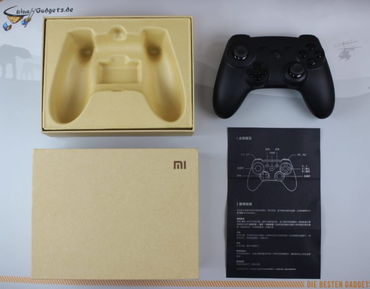 Xiaomi Bluetooth Gamepad Beilage