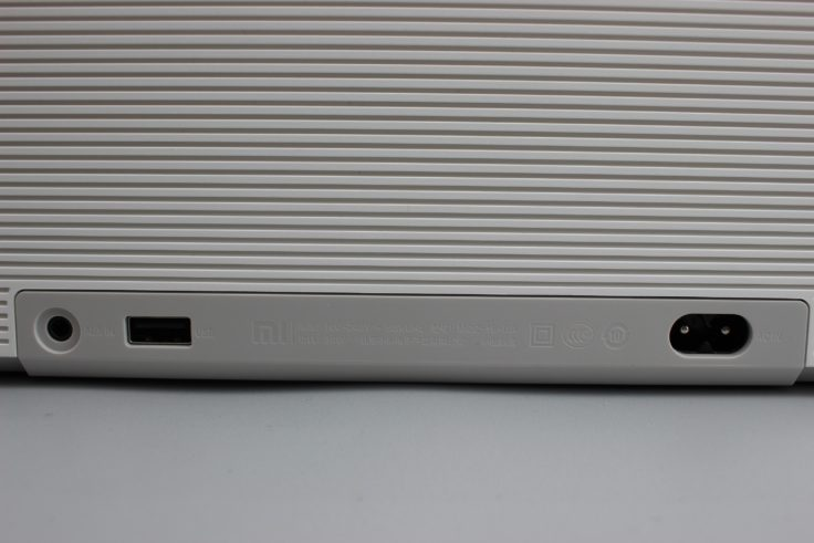 Xiaomi Network Speaker Anschlüsse