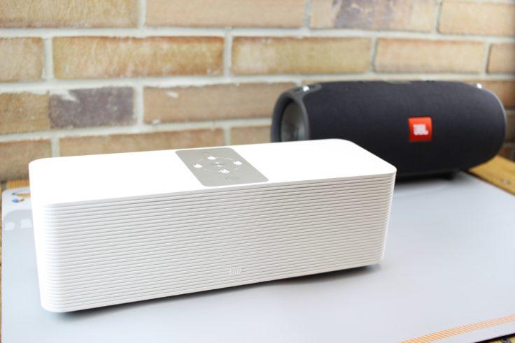 Xiaomi Network Speaker und JBL Extreme