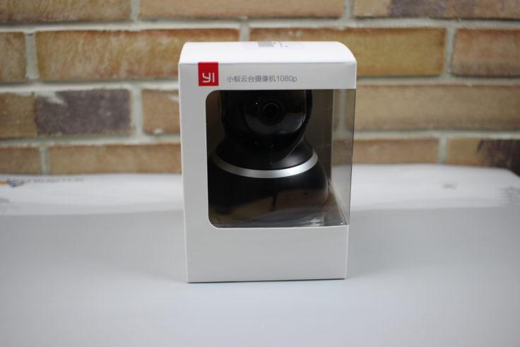 YI Dome Camera 1080p Verpackung