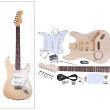 E-Gitarre Selberbauen