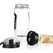 Wasserflasche mit Frucht-Infuser