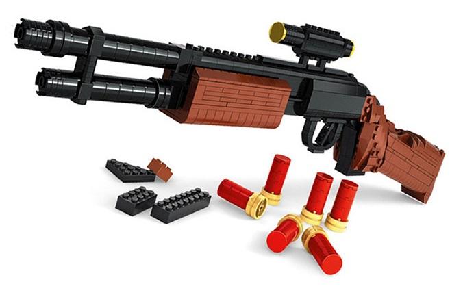 Bausteine Shotgun