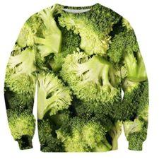 Brokkoli Pullover