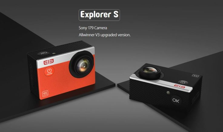 Elecam Explorer S Allwinner Chipsatz