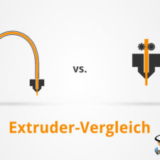Extruder-Vergleich