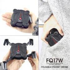 FQ777 FQ17W Mini Drohne Größe