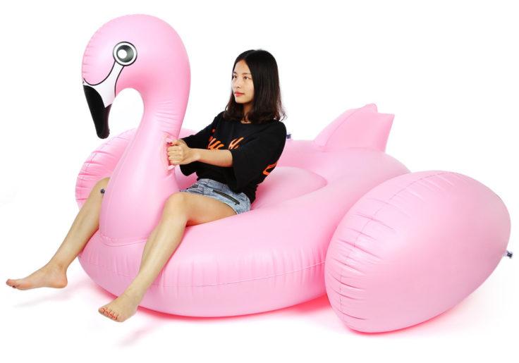 Flamingo Wassermatratze