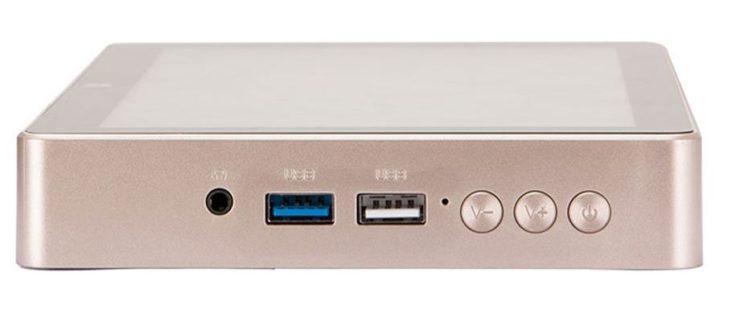 Higole Gole1 Plus Mini-PC Tasten
