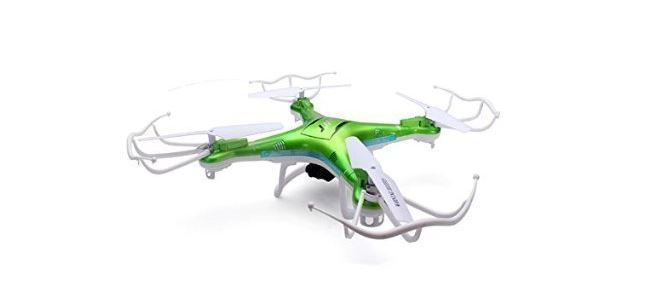 JJRC H5P Quadcopter