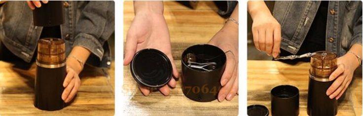 Hanbetriebene Kaffeemaschine Anleitung