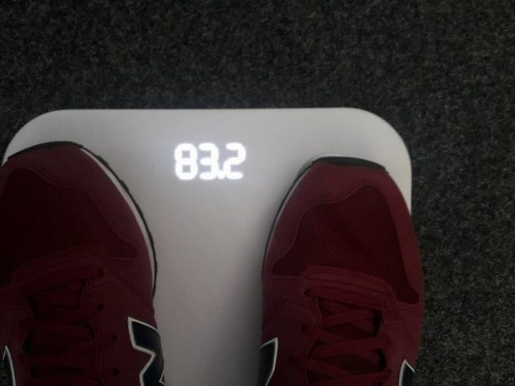 Xiaomi Bluetooth Smart Scale LED Display