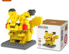 Pikachu Nano Blocks