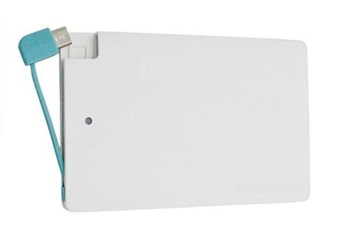 Mini Powerbank Brieftasche