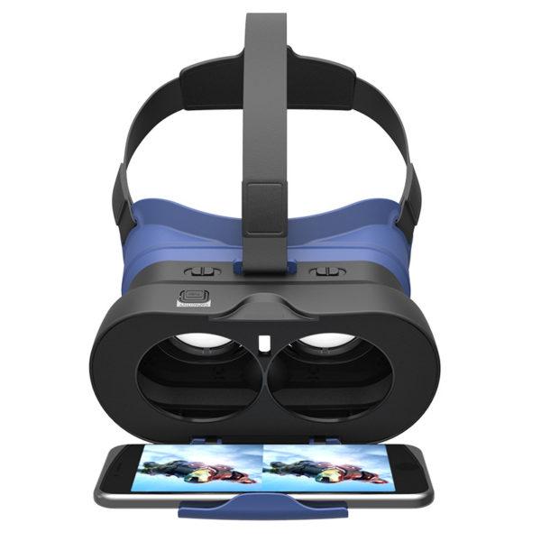 Ritech VR GO geöffnet.