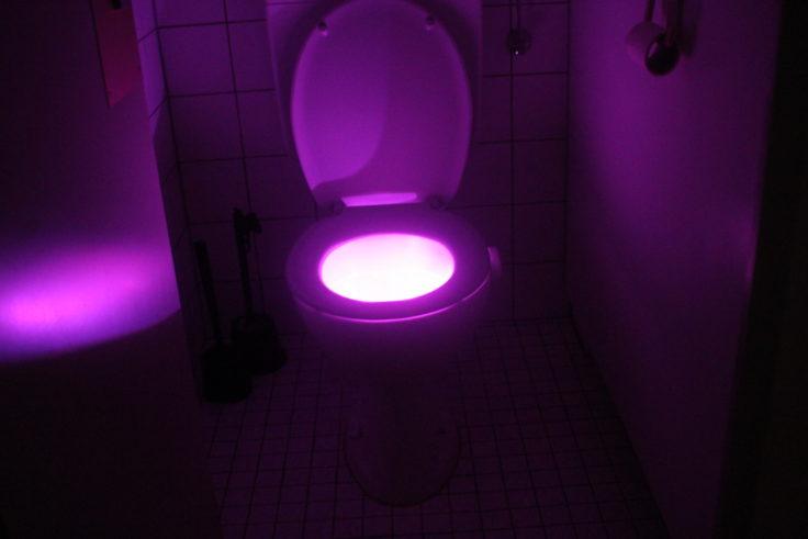 Toilettenlicht