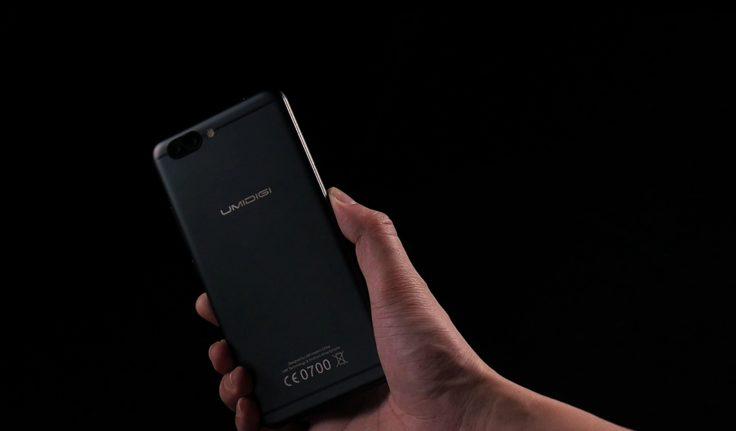 Umidigi Z Pro Smartphone Rückseite